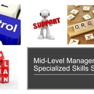 Mid Level manager training
