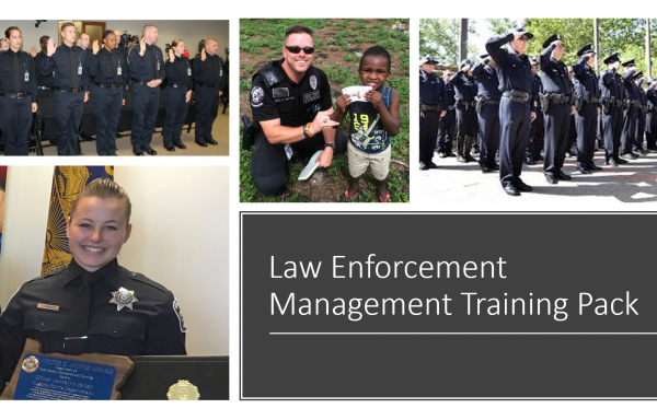 Law Enforcement Management Training Pack