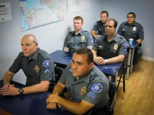 Law enforcement leadership and management online training