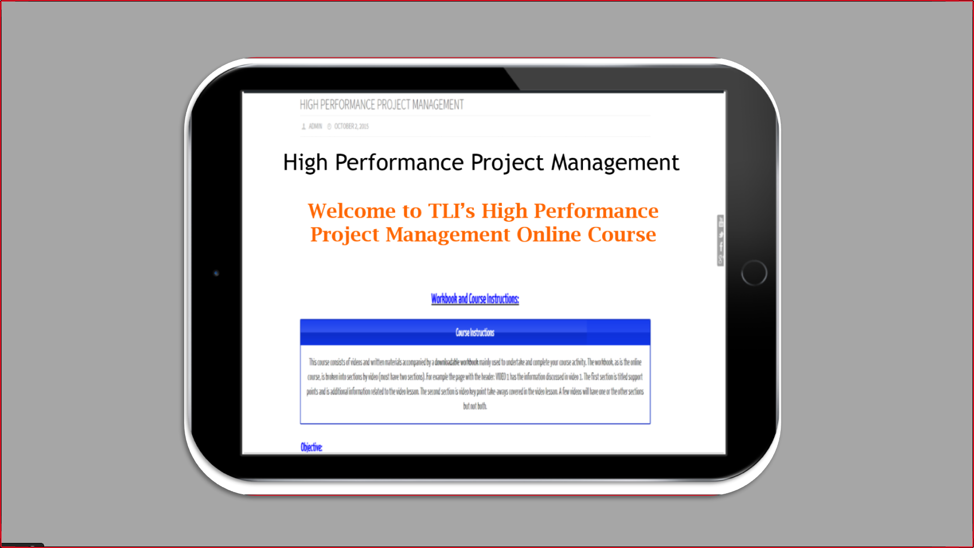 Project management workplace performance skills best project management certification course 1betcityfo Images