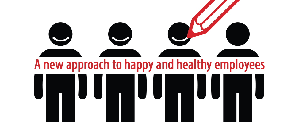 healthy employees are happy employees